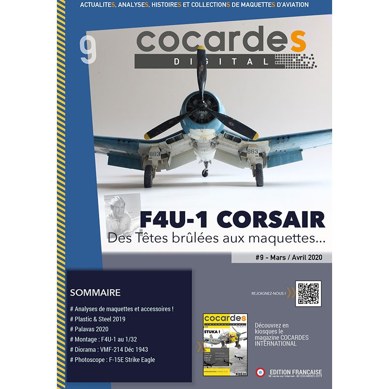 Cocardes DIGITAL n°9