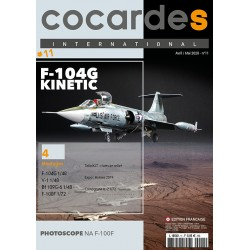 Cocardes INTERNATIONAL n°11