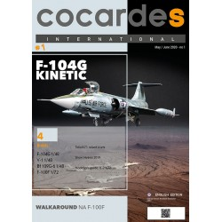Magazine Cocardes INTERNATIONAL n°1 (English edition)