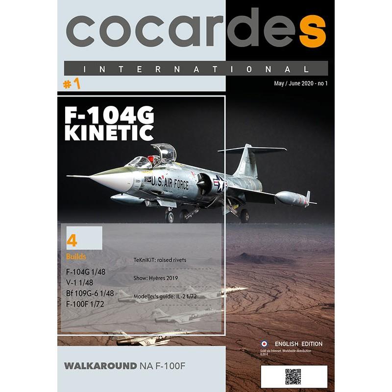 Magazine Cocardes INTERNATIONAL n°1 (English edition)