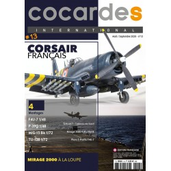 Cocardes International Magazine issue no.13 French Edition