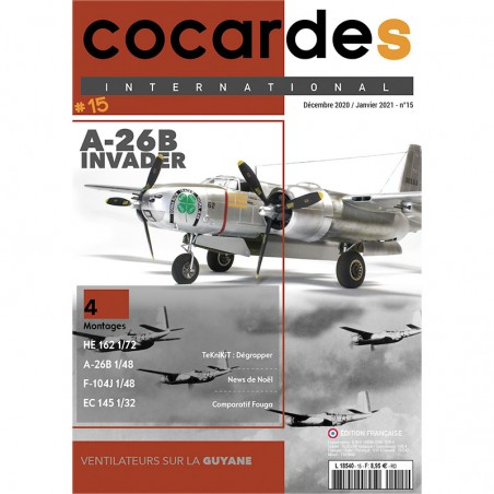 Cocardes International n°15