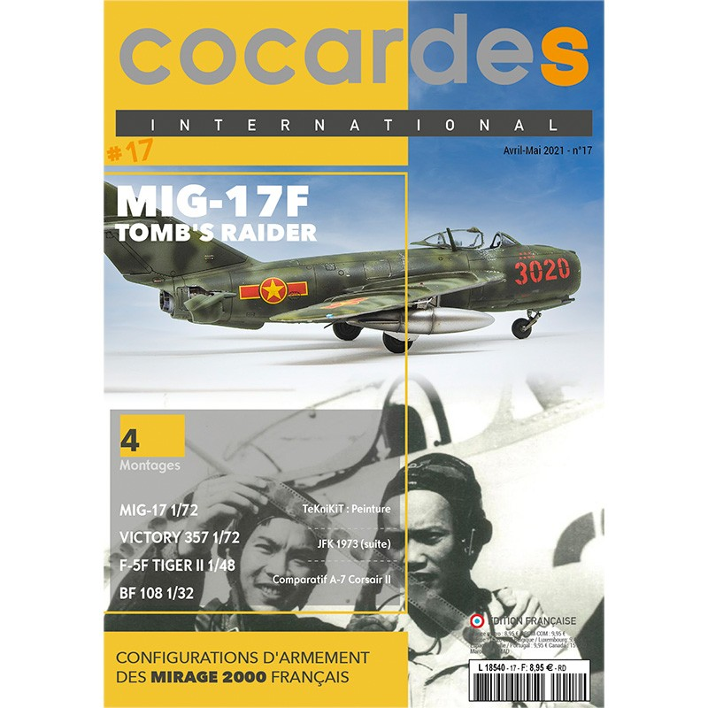 Magazine Cocardes International n°17