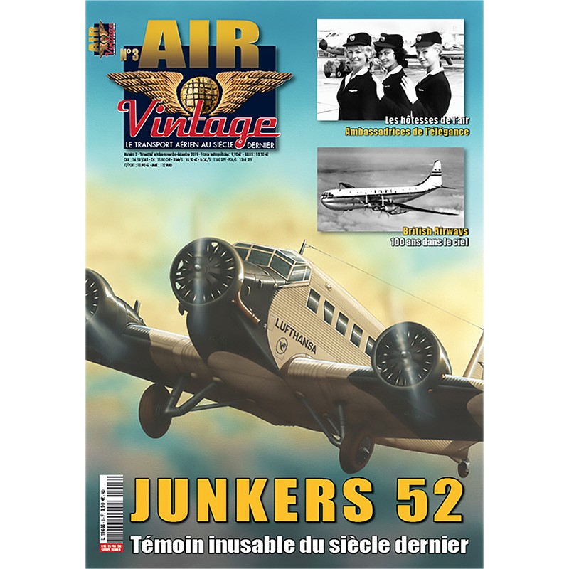 Air Vintage Magazine No.3