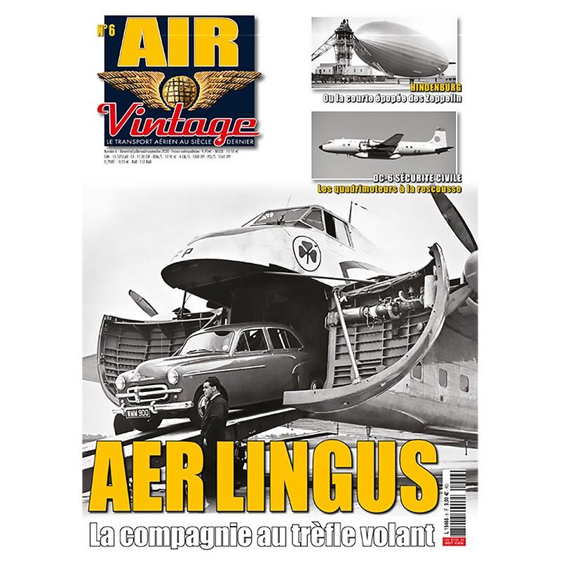 Magazine Air Vintage n°6