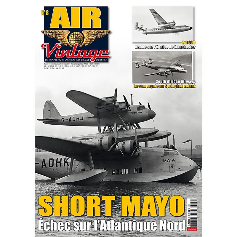Magazine Air Vintage n°8