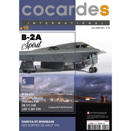 Magazine Cocardes International n°18
