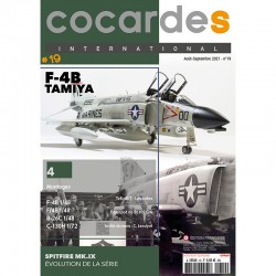 Magazine Cocardes International n°19