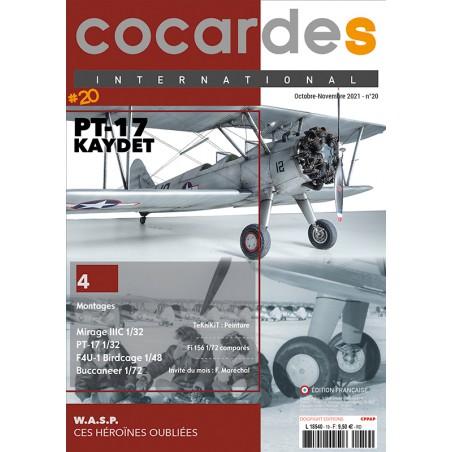 Magazine Cocardes International n°20