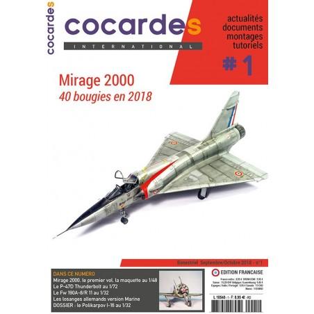 Cocardes International n°1