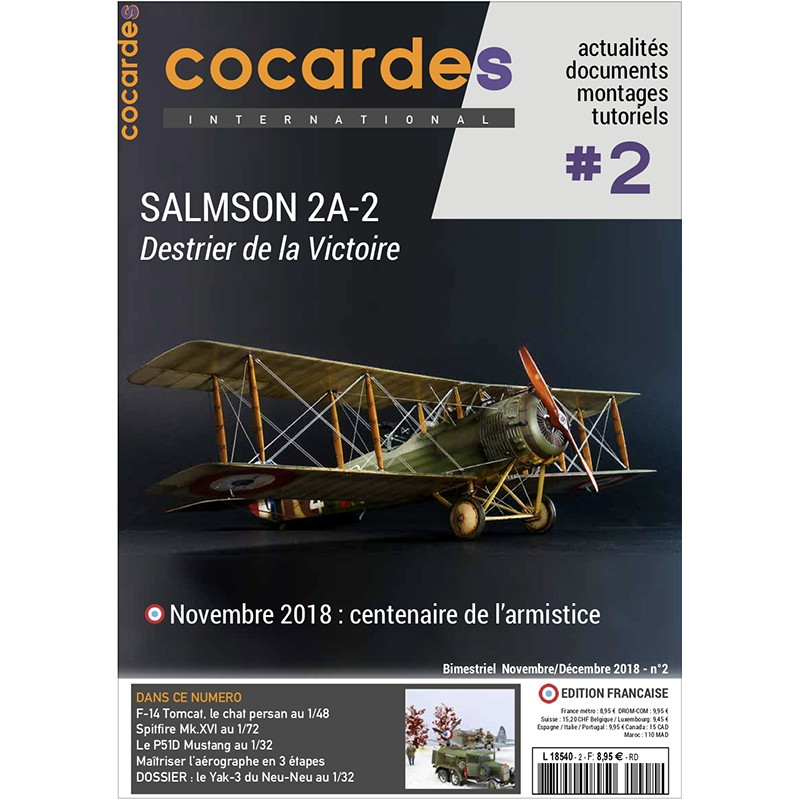 Cocardes International no2