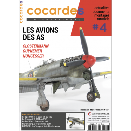 Cocardes International n°4