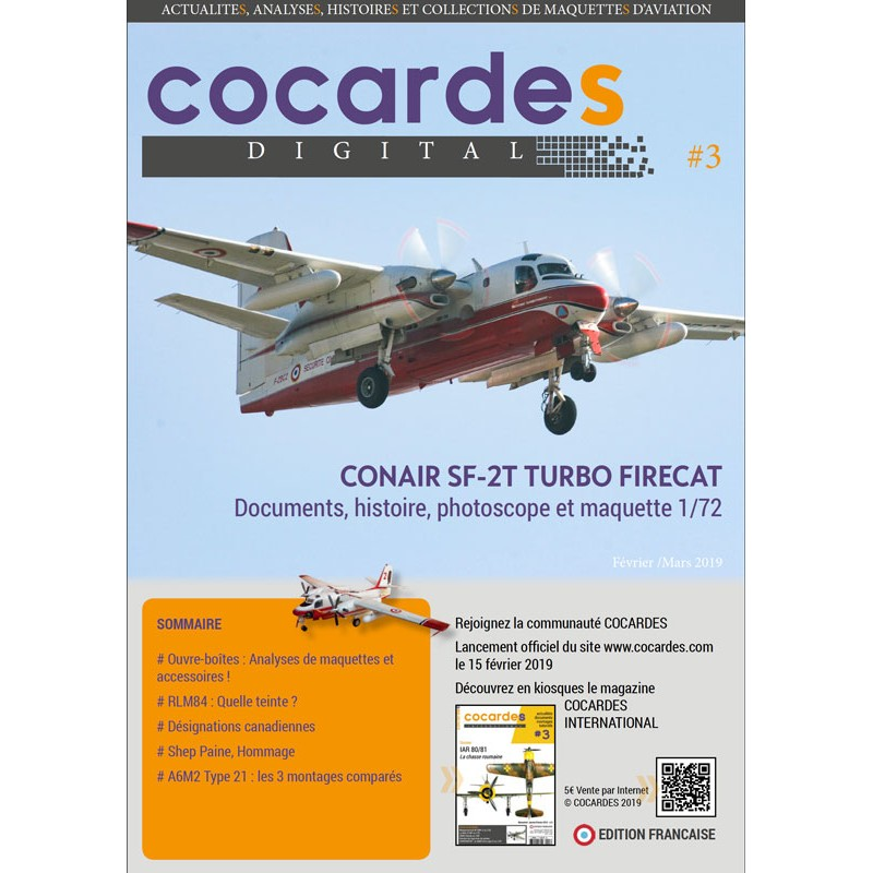 Cocardes Digital n°3