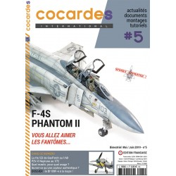 Cocardes INTERNATIONAL n°5