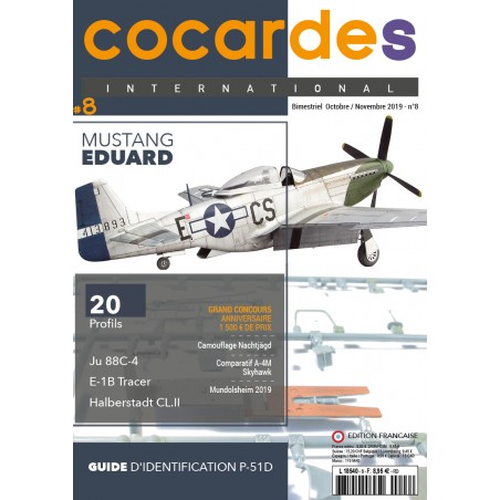 Cocardes International no.8