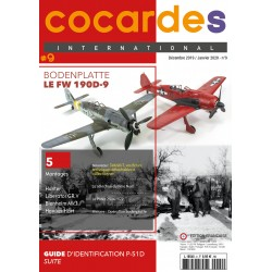 Cocardes International n°9