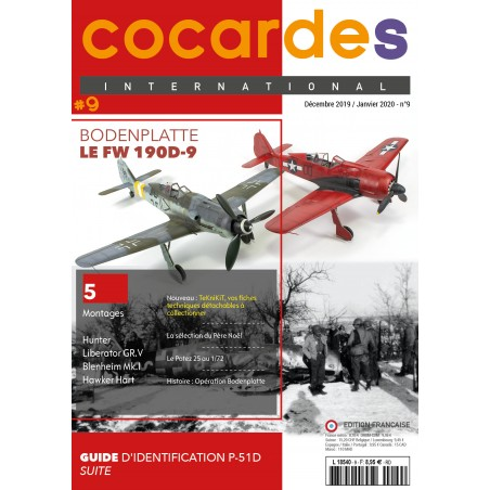 Cocardes International no.9