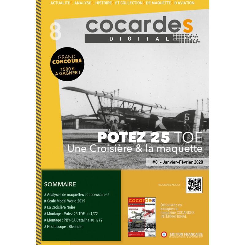 Cocardes DIGITAL no.8 magazine