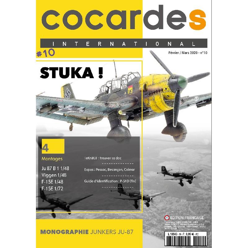 Cocardes International magazine no.10