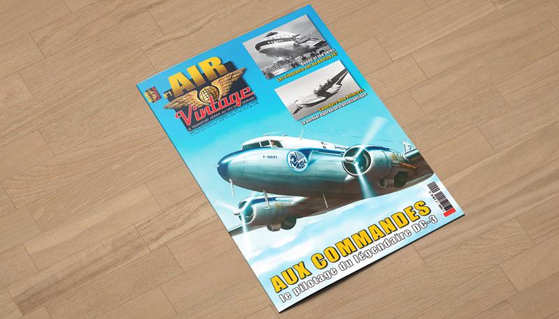 Magazine Air Vintage n°1