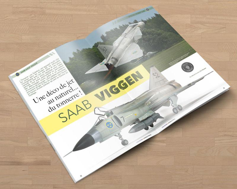 Saab Viggen Special Hobby