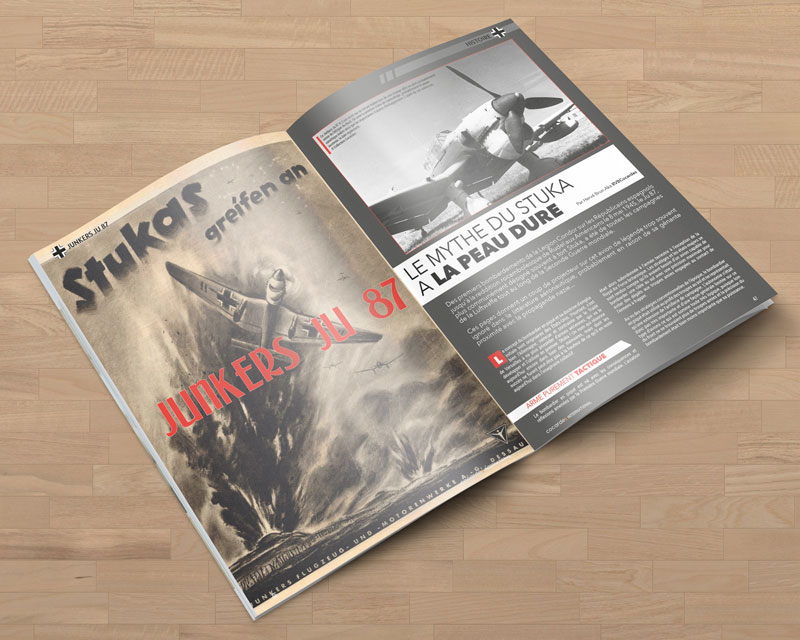 Junkers ju 87 Monography