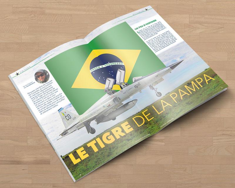 Magazine Cocardes International 17