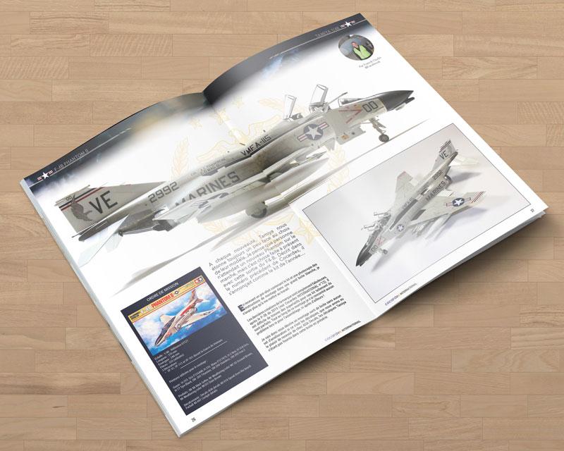 Cocardes International n°19 F-4B